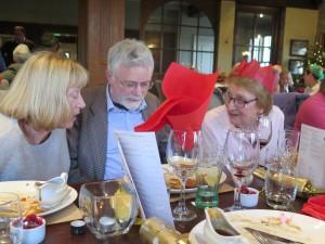 Christmas Dinner at the Golden Pheasant