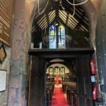 St Oswald's interior