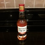 Bottle of Southern Comfort
