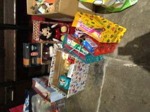 Gifts for Salvation Army 2